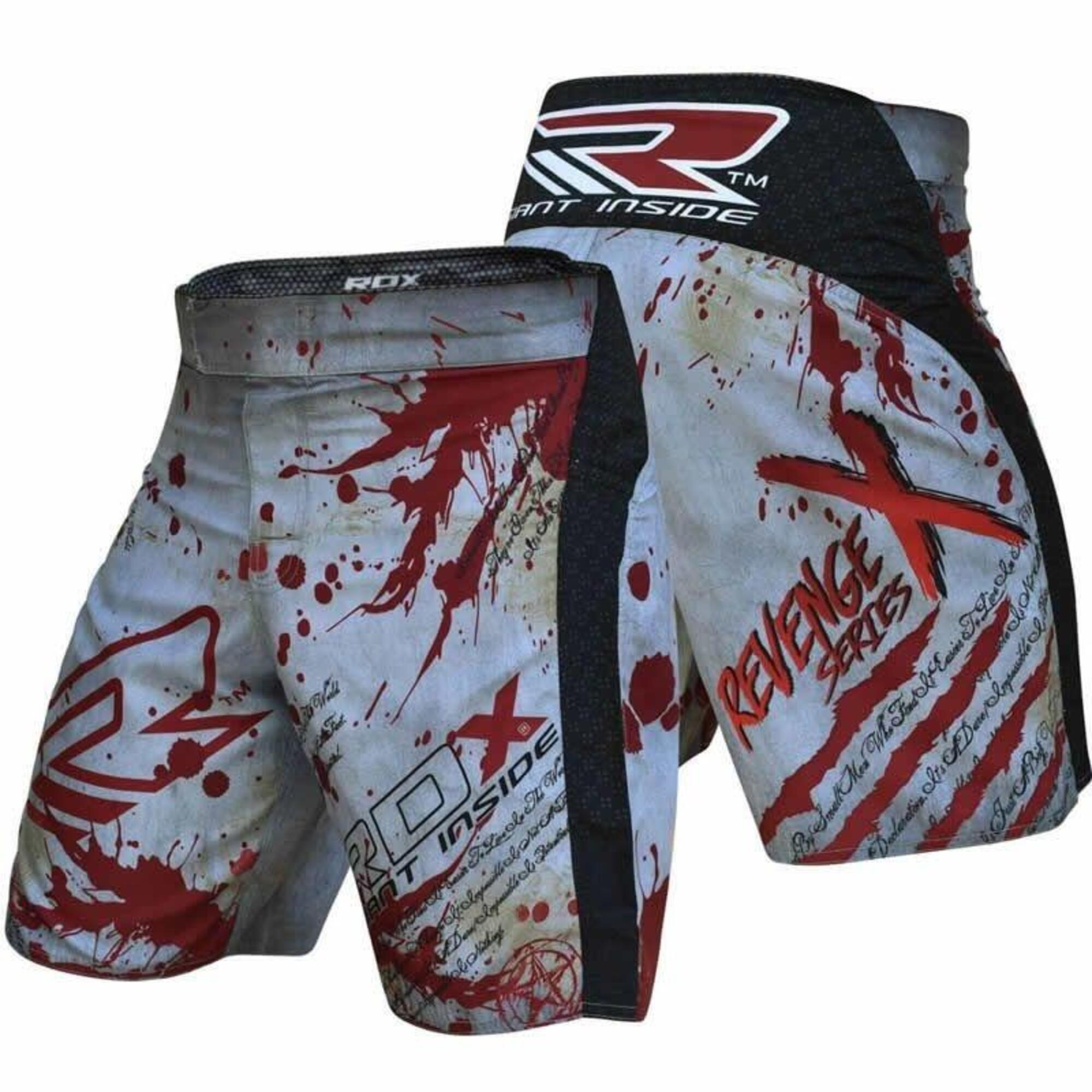 Sports R3 Revenge Series MMA Shorts - Maat 2XL