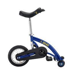 Eenwieler met wieltjes QU-AX (Balance trainer)