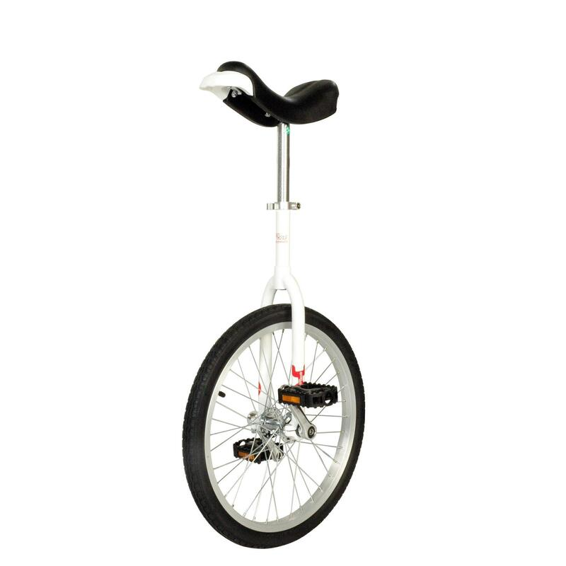 Monocycle Only One ø 50 cm – 20″ Blanc