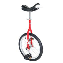 Monocycle Only One ø 45 cm – 18″ Rouge