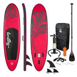 Prancha de Stand Up Paddle Surfbrett Rose Limitless 308x76x10cm
