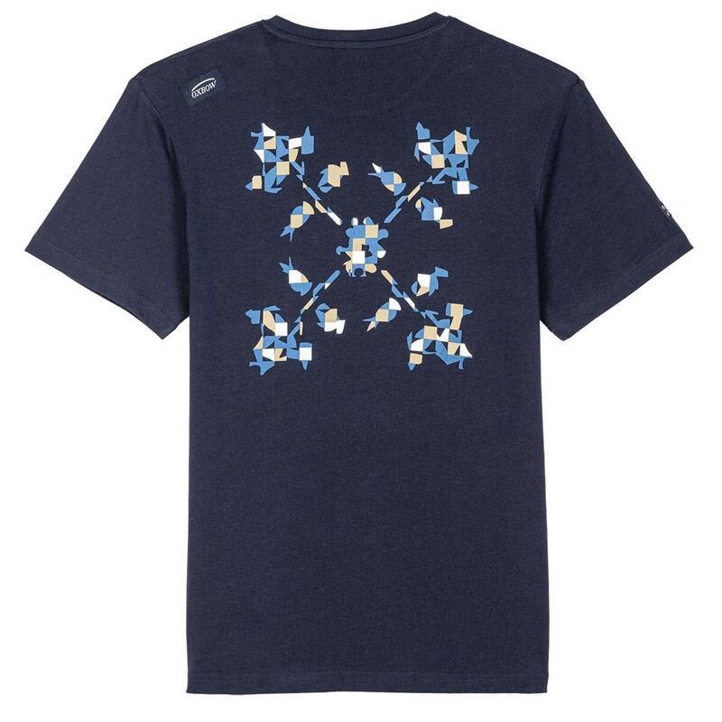 Tee shirt manches courtes TRIDAM
