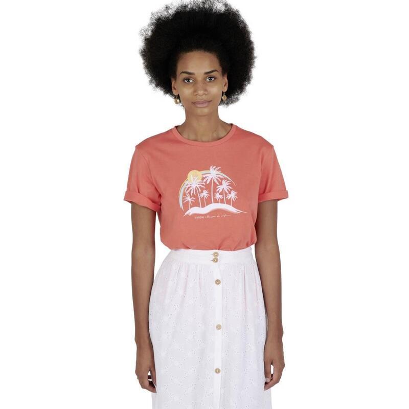 T-shirt met print TARO