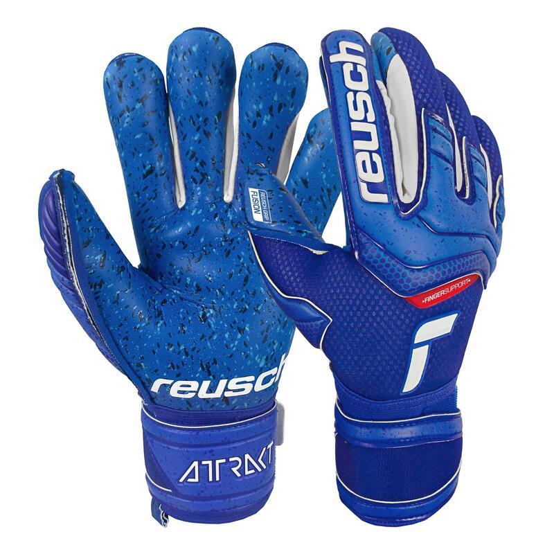 Reusch gants de gardien - Attrakt Fusion Finger Support