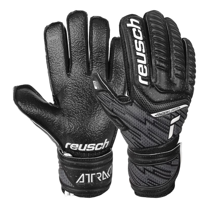 Reusch gants de gardien - Attrakt Resist Finger Support Junior