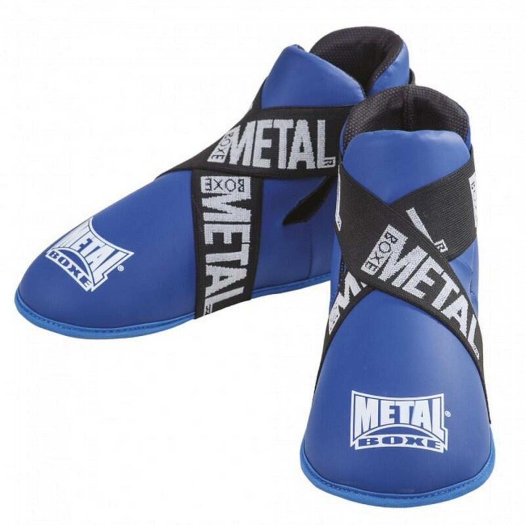 Protège pied Full Contact METAL BOXE