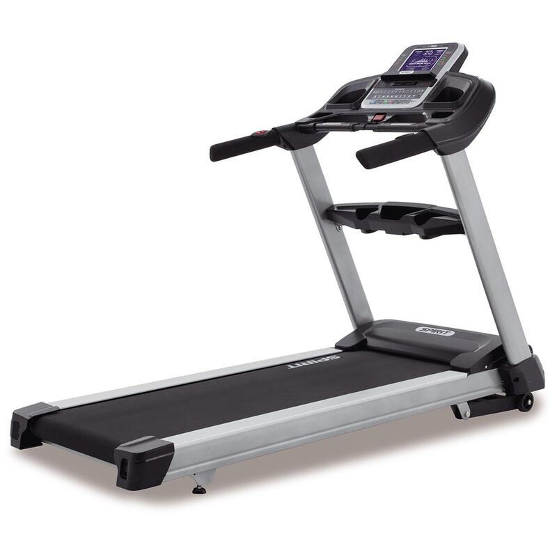 Spirit Fitness XT685 Professionele Loopband - 1 maand gratis Kinomap