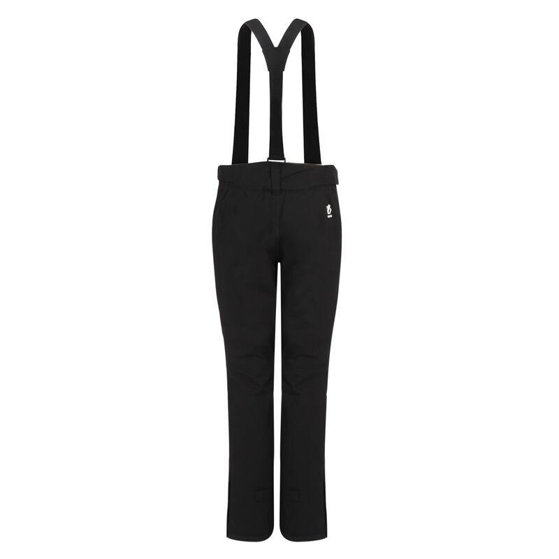 Womens/Ladies Effused Ski Pants (Black)