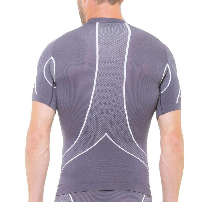T-shirt de compression running Cellutex