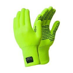 Dexshell touchfit gele hoge zichtbaarheidshandschoenen