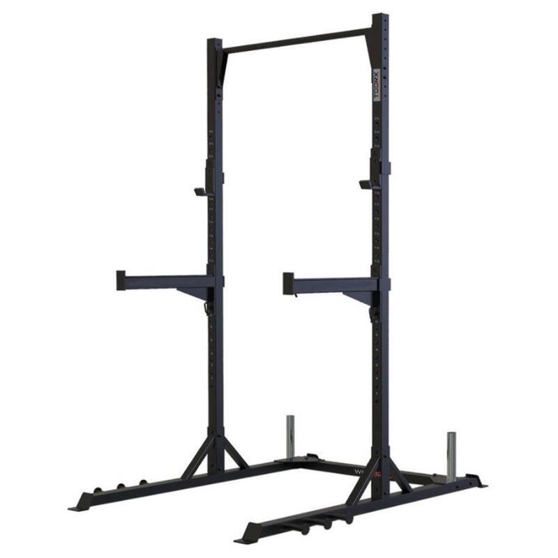 Squat Stand WLX-3200 - 300 kg - Zwart