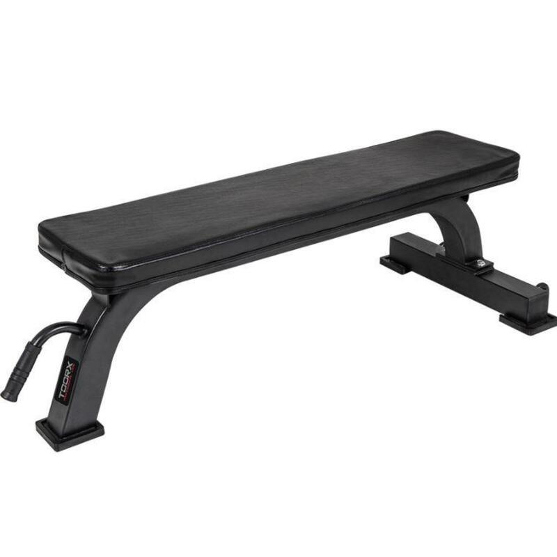 Flat Bench WBX-100 - 320 kg - Zwart
