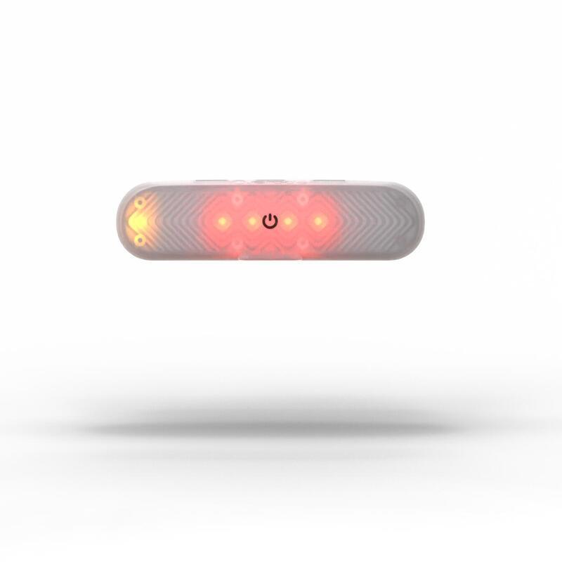 Blinxi: verwijderbare headsetverlichting, met rechts / links knippert