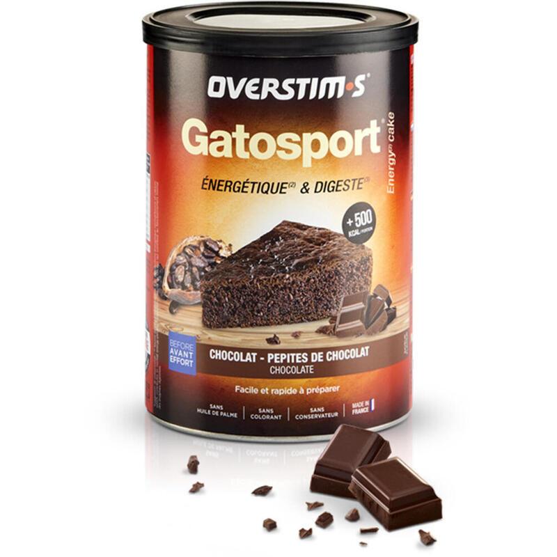 Gatosport Chocolat  - boîte 400g