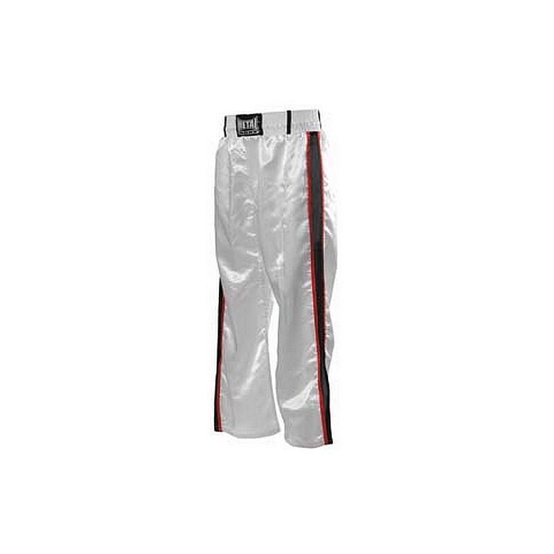 Pantalon de Full Contact Blanc 2 bandes METAL BOXE