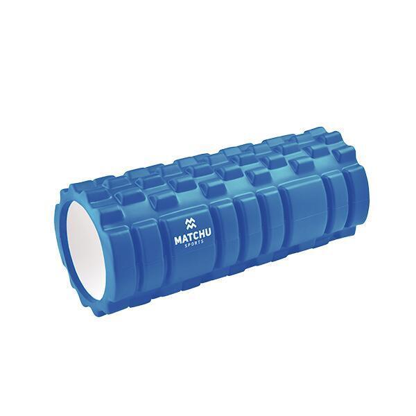 Foam Roller - Blauw - 33cm - Ø14cm
