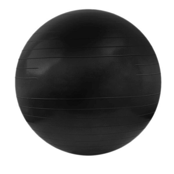 Fitness ball 85 cm noir