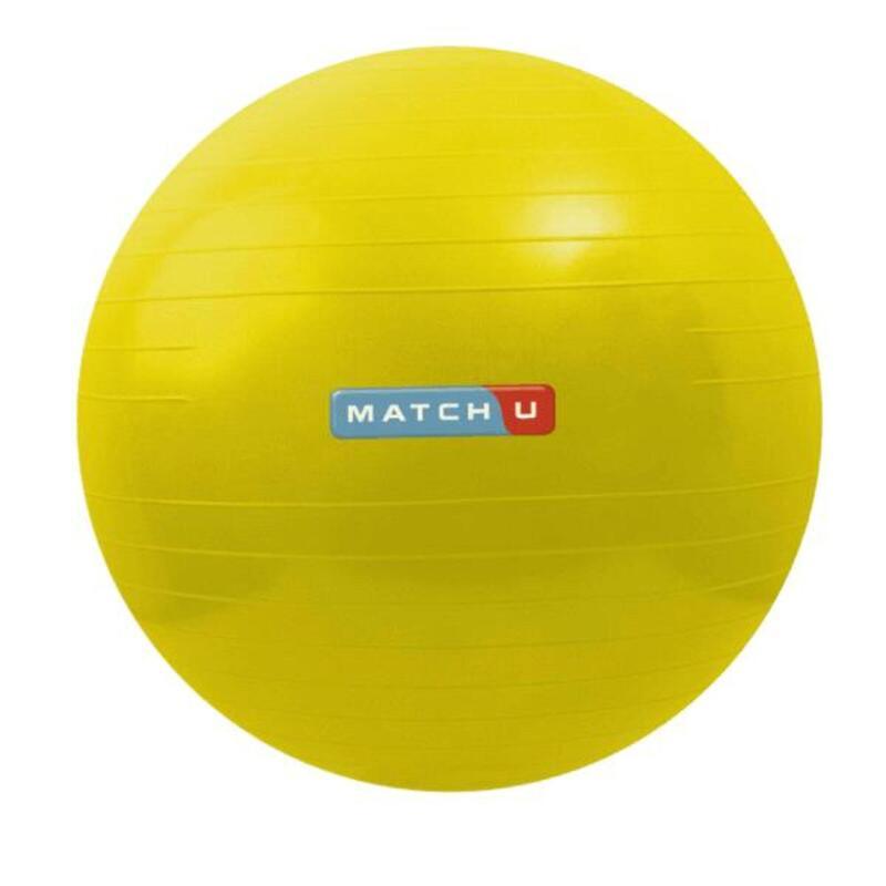 Fitness ball 45 cm jaune