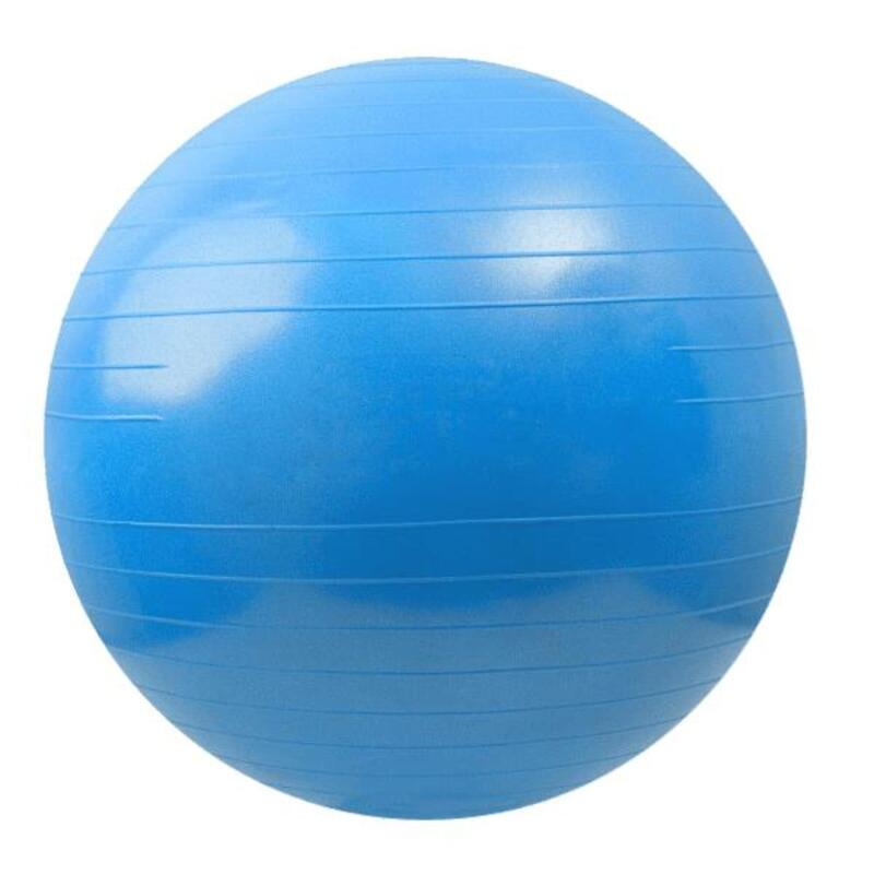 Fitness ball 75 cm blue
