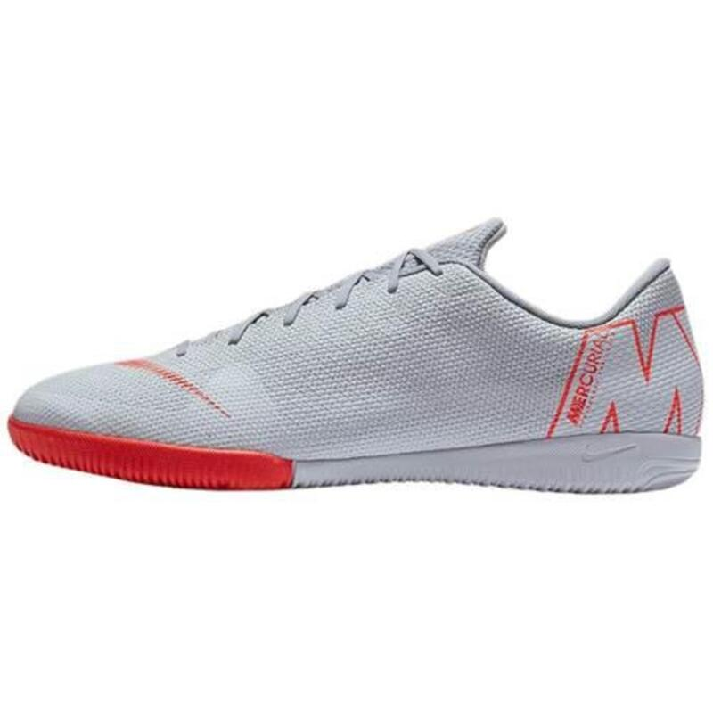 Mercurial Vapor Academy IC hommes football chaussures Gris