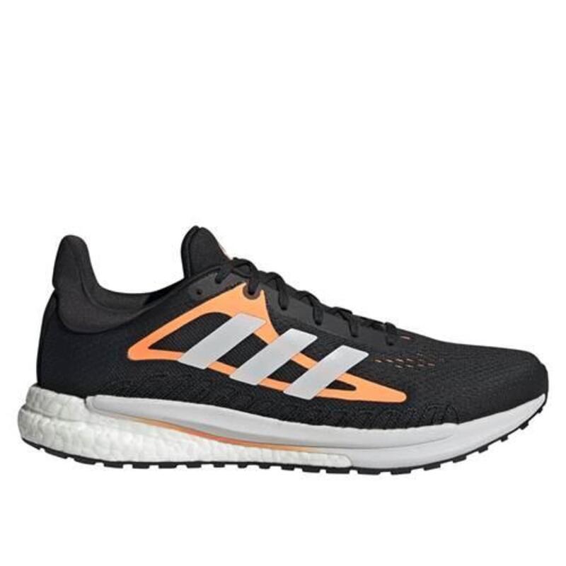 Solarglide 3 M Voor heren om hard te lopen schoenen Wit,Zwart,Oranje