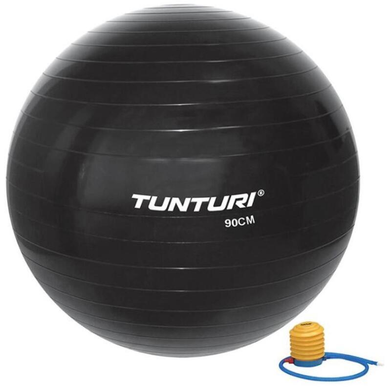Tunturi Fitnessbal Gymbal Zwart - 90 cm