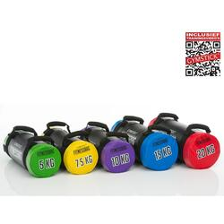Gymstick Fitness Bag - Met Online Trainingsvideo's - 5 kg