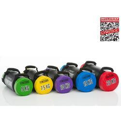 Sac de fitness Gymstick - Avec vidéos d'entraînement en ligne - 5 kg