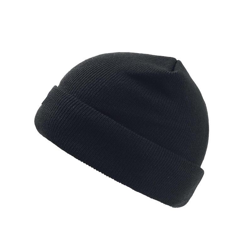 Bonnet thermique en thinsulate PIER Mixte (Noir)