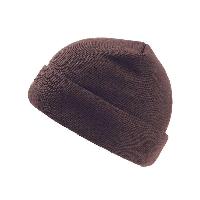 Bonnet thermique en thinsulate PIER Mixte (Marron)