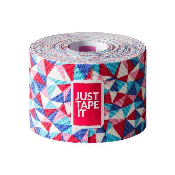 Just Tape It bande kinésio - Graphic Shuffle design