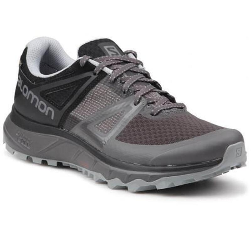 Trailster Gtx hommes running chaussures Noir,Gris,Marron