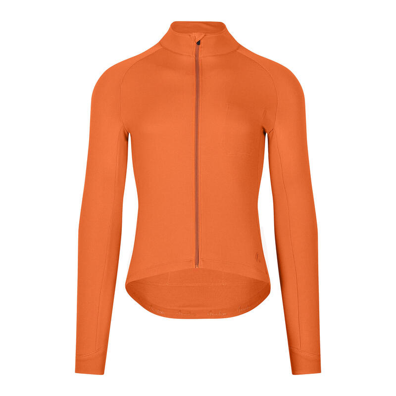 Long Sleeve Jersey Burnt Orange