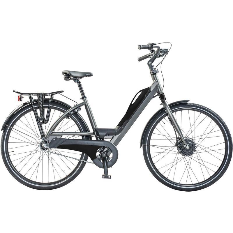Elektrische fiets Commuter, 3 gears, 80 km