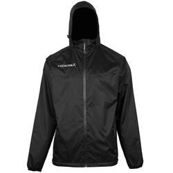 Unisex Adult Elite Barrier Jacket (Zwart)