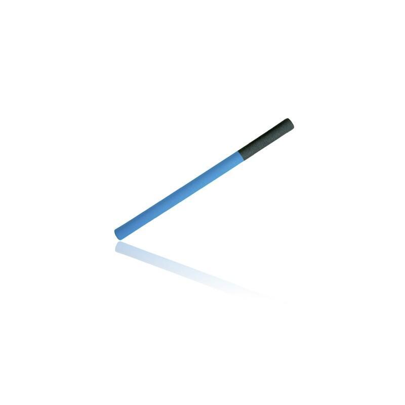 Bâton en mousse bleu/noir