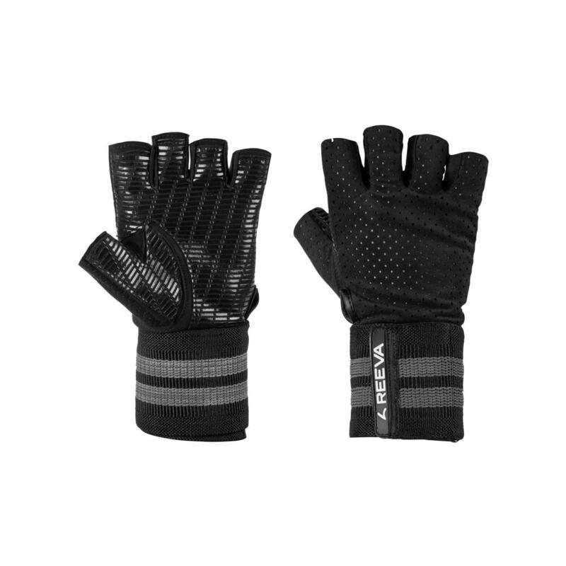 Reeva Fitness Handschoenen 3.0 met Wrist Wraps - M