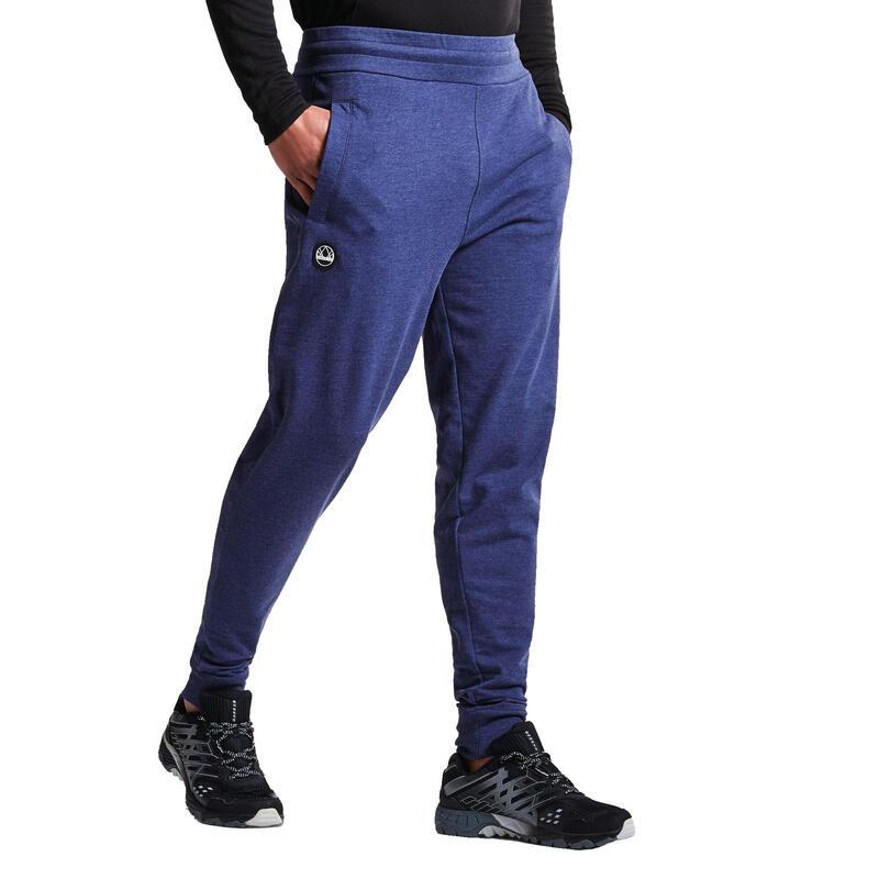 Mens Affection II Slim Leg Jogging Bottoms (Peacoat Blue)