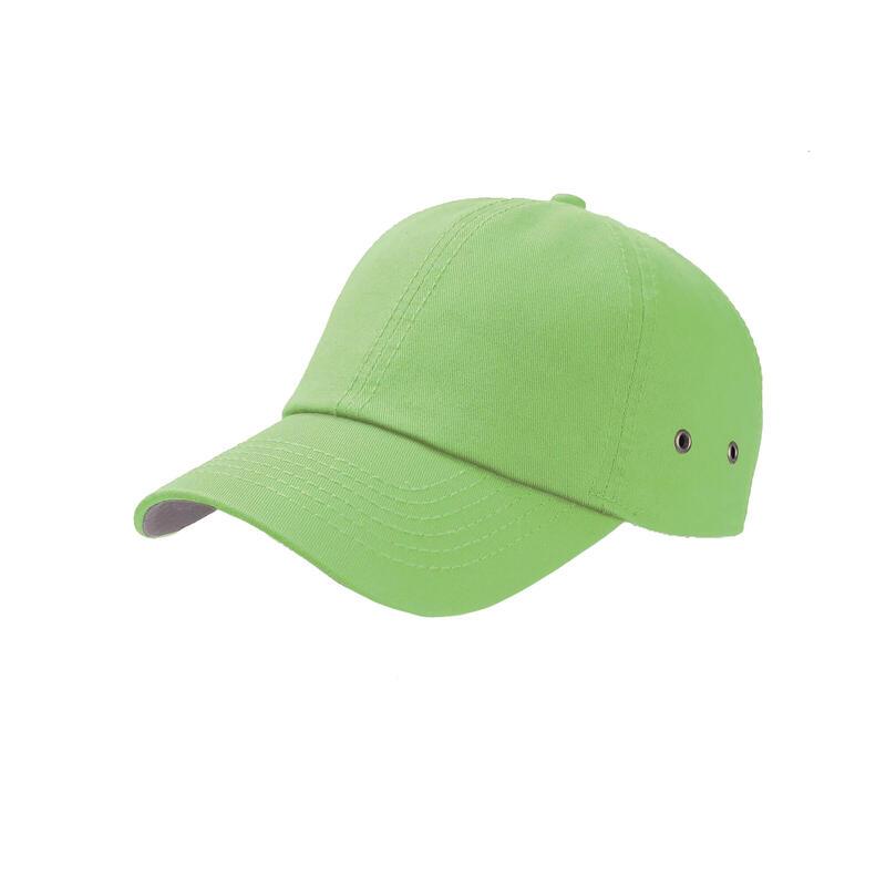 Action 6 Panel Chino Baseball Cap (Green)
