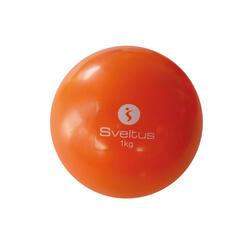 SVELTUS - verzwaarde bal 1 kg