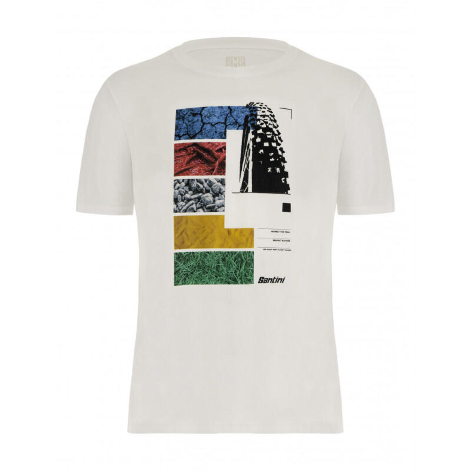 T-shirt Offroad - Uci Official  Ciclismo