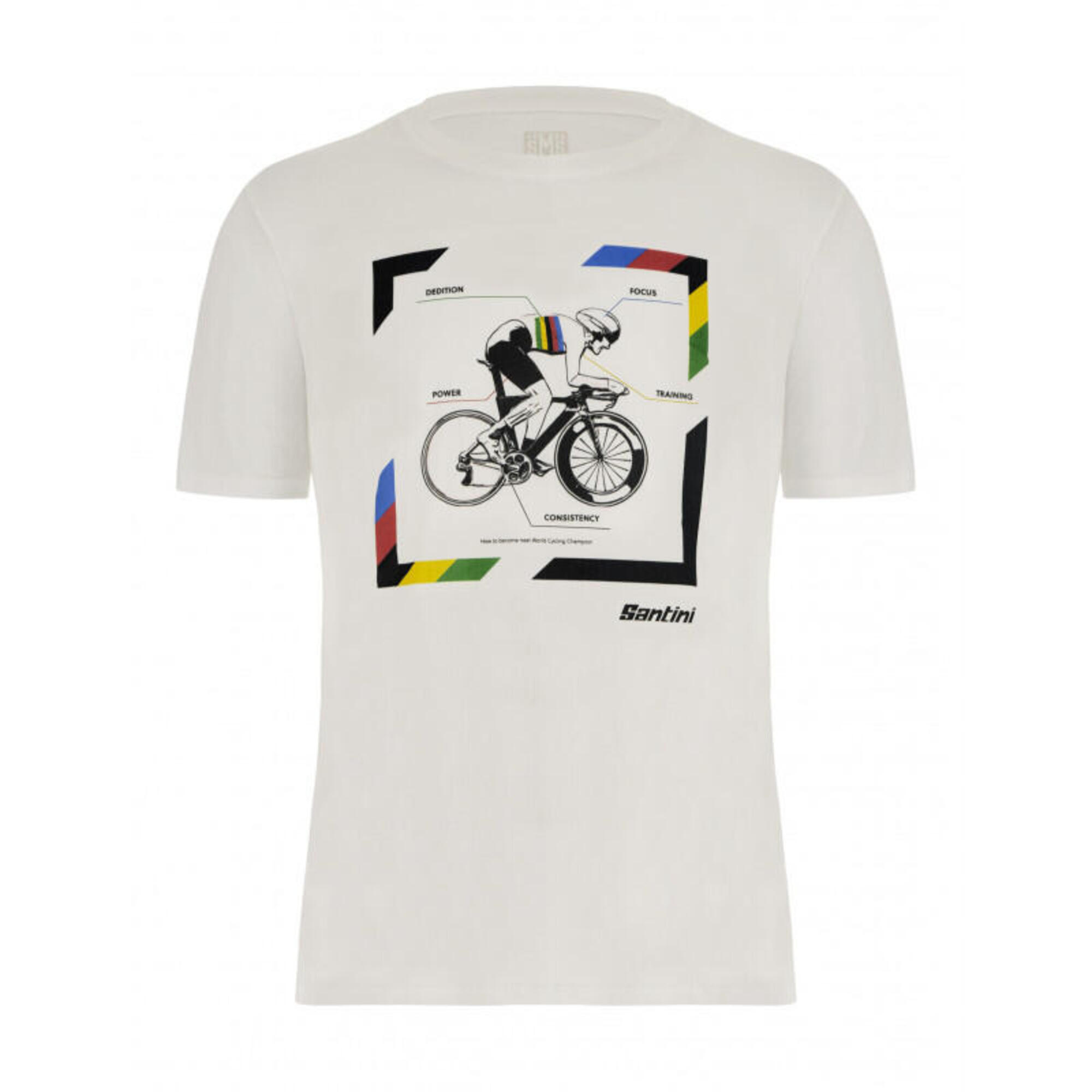 T-shirt Strada - Uci Official  Ciclismo