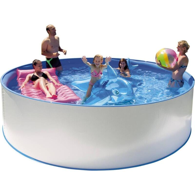 Piscine Splash pool - Ø 3.5m × H 0.9m