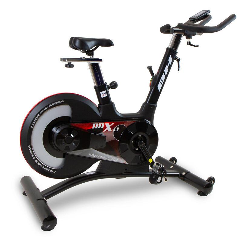 Bicicleta indoor RDX 1.1 H9179. A fricción. 20 Kg. Uso intensivo