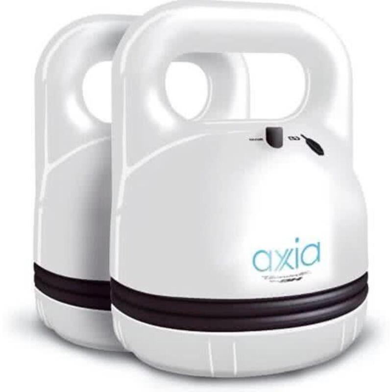 Haltère avec vibration AXIA Vibro Kettlebell YV01 Poids max 2 x 3.350 kg