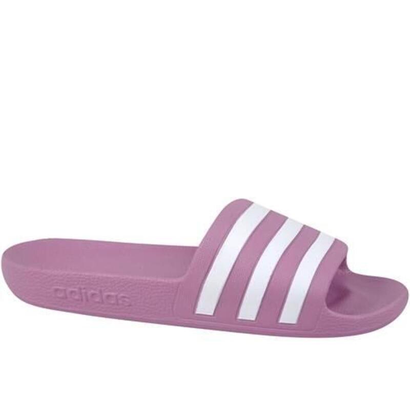 Adilette Aqua Slides Voor vrouwen voor in het water schoenen Wit,Roze