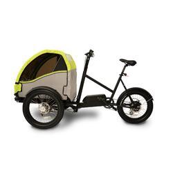 FamilyBike Mini met elektrische ondersteuning - 250W