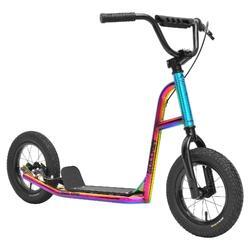 """Monopattino Terra Firma Freestyle con ruote da 12"""", Neocromo"""