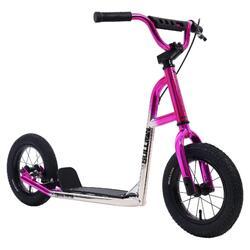 """Monopattino Terra Firma Freestyle con ruote da 12"""", Rosa elettrico"""