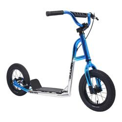 """Monopattino Terra Firma Freestyle con ruote da 12"""", Blu elettrico"""